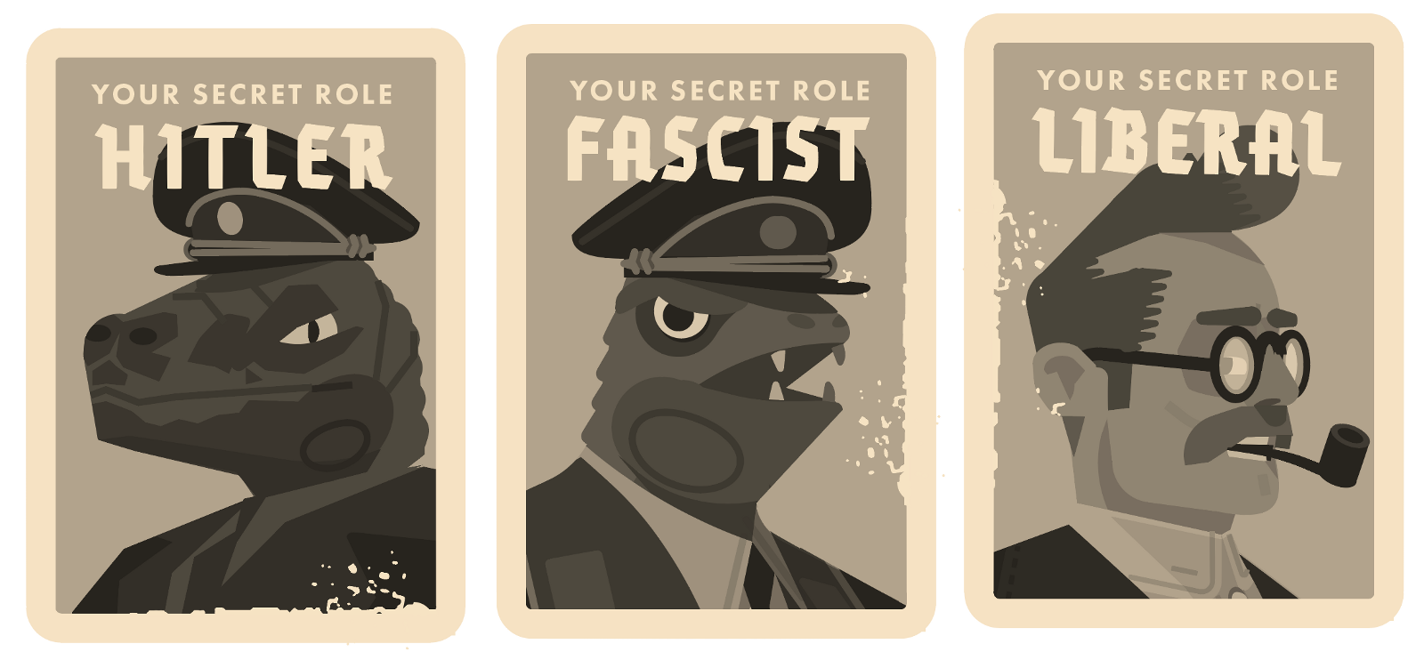 image about Secret Hitler Printable known as Hitlers Key (web hosting?) - Printable Model